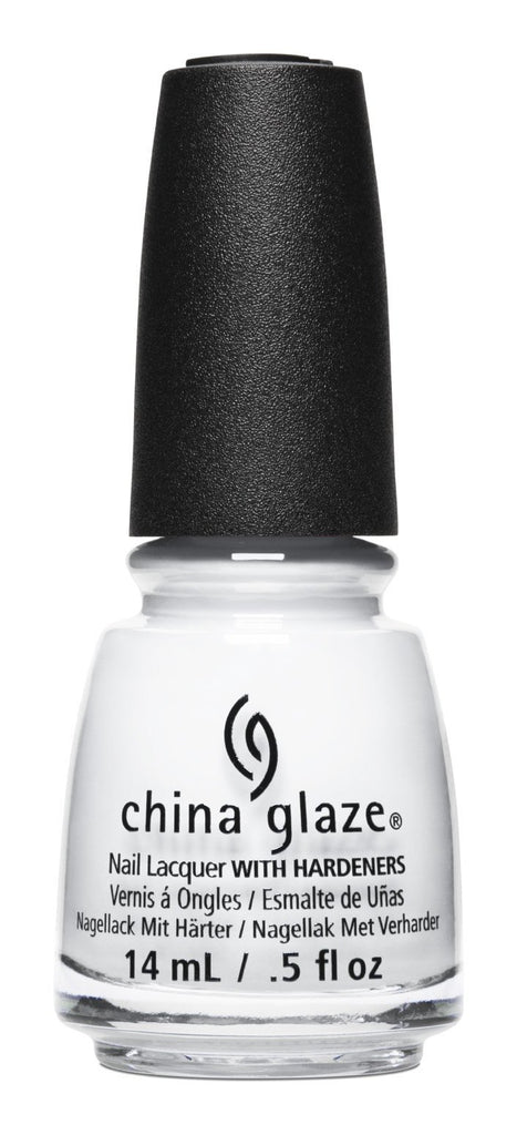 China Glaze Cabana Fever Nail Polish - Paradise Collection 2018