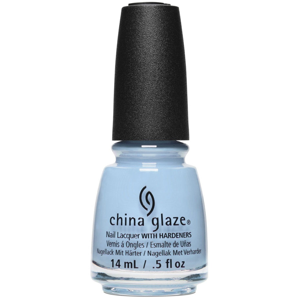 China Glaze Water-Falling in Love Me Nail Polish - Paradise Collection 2018