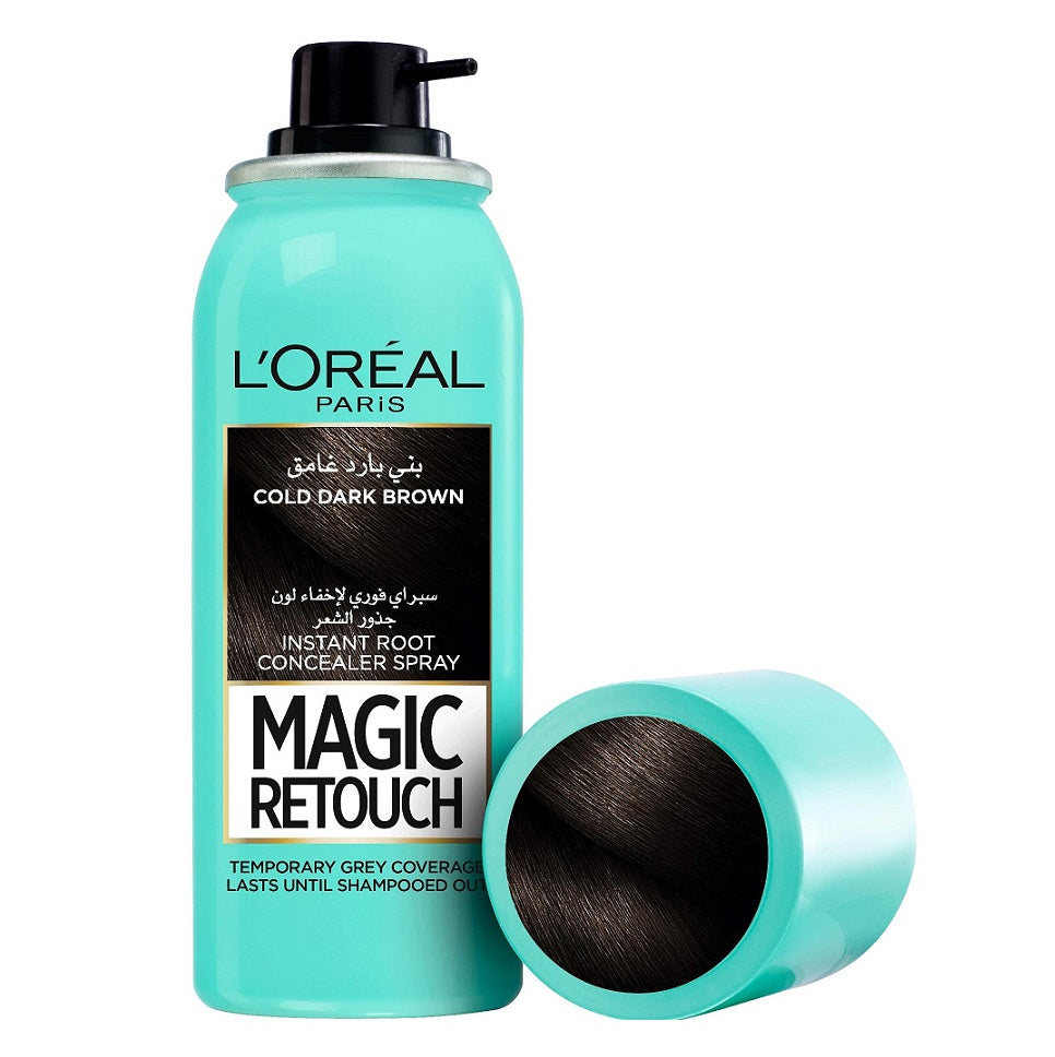 L'Oreal Paris Magic Retouch Hair Roots Concealer Spray (8 Colors Available)