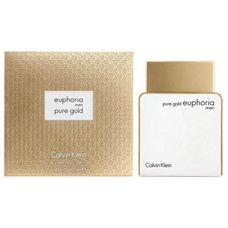Calvin Klein Euphoria Pure Gold Eau De Parfum For Men
