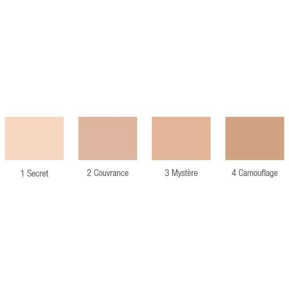 Samoa Capteur Lumiere Corrector concealer - 4 Shades