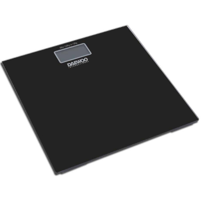 Daewoo Lithium Battery Digital Bathroom Weight Scale