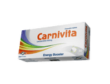 Carnivita L-carnitine 500 mg Energy Boost.