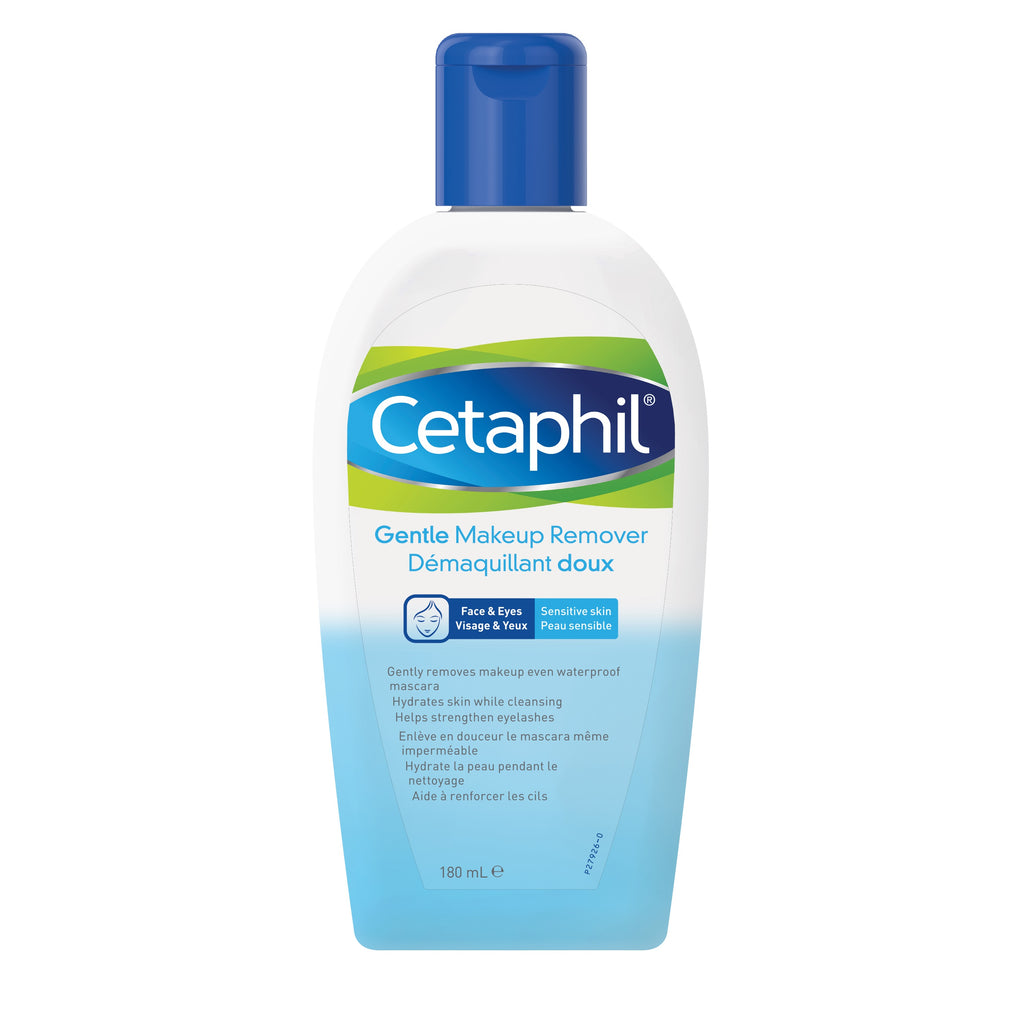 Cetaphil Gentle Makeup Remover 180 ml