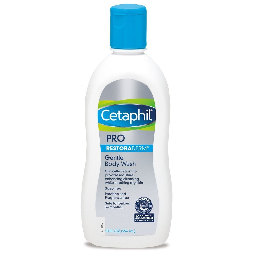 Cetaphil PRO RestoraDerm Gentle Body Wash