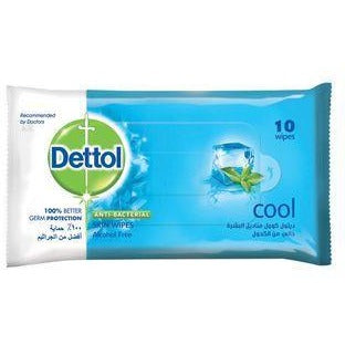 Dettol Skin Wipes Cool