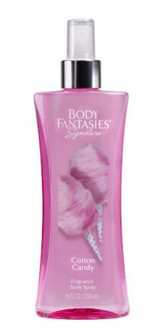 Body Fantasies Signature Cotton Candy