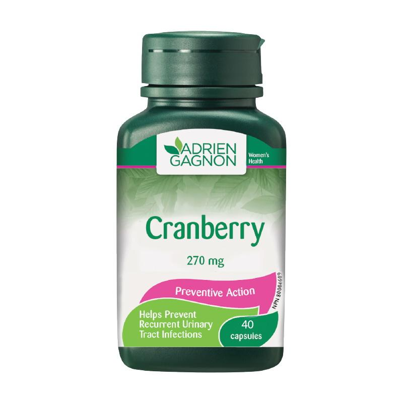 Adrien Gagnon Cranberry - Urinary Antiseptic