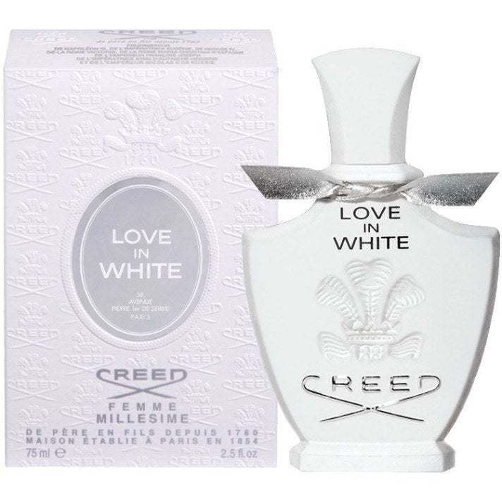 Creed Love In White Eau De Perfum For Women 75ml