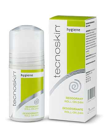 Tecnoskin Deodorant Roll-On 24H