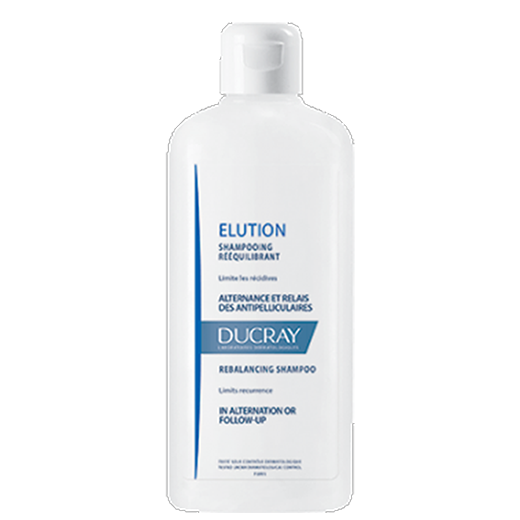 Ducray Elution Rebalancing Shampoo 200ML feel22 Lebanon