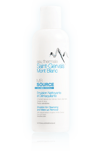 Saint-Gervais Mont Blanc Emulsion for Cleansing and Make-up Removal 200ml