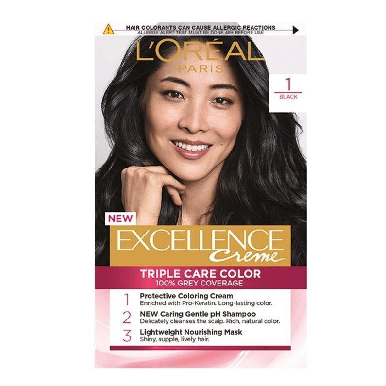 L'Oreal Paris Excellence Hair Cream Color
