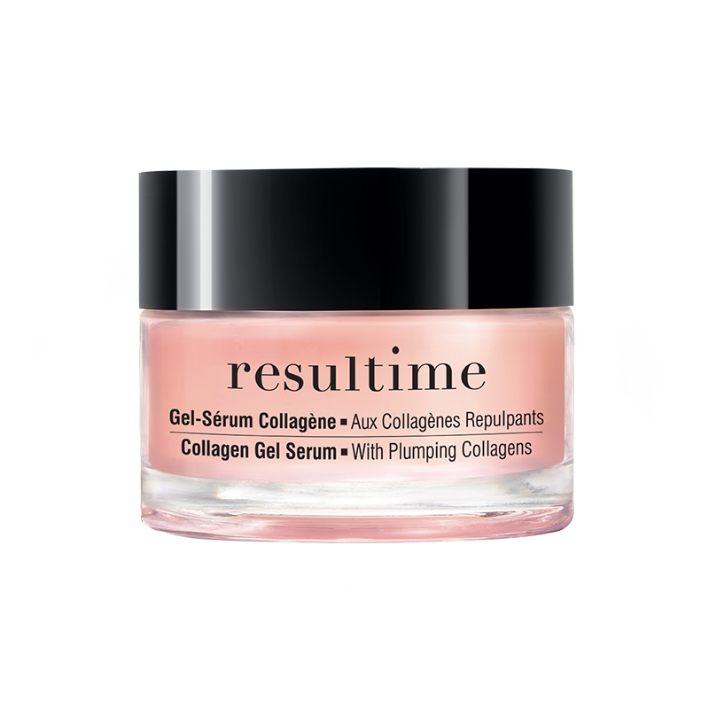 Resultime Collagen Gel Serum with Plumping Collagens