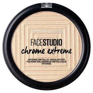 Maybelline Face Studio Chrome Extreme Intense Metallic Highlighter
