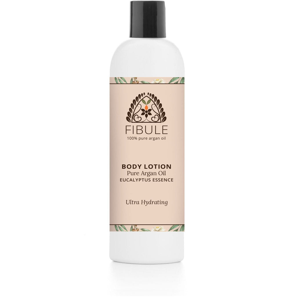 Fibule Body Lotion with Pure Argan Oil