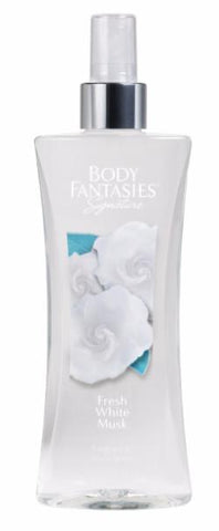 Body Fantasies Signature Fresh White Musk