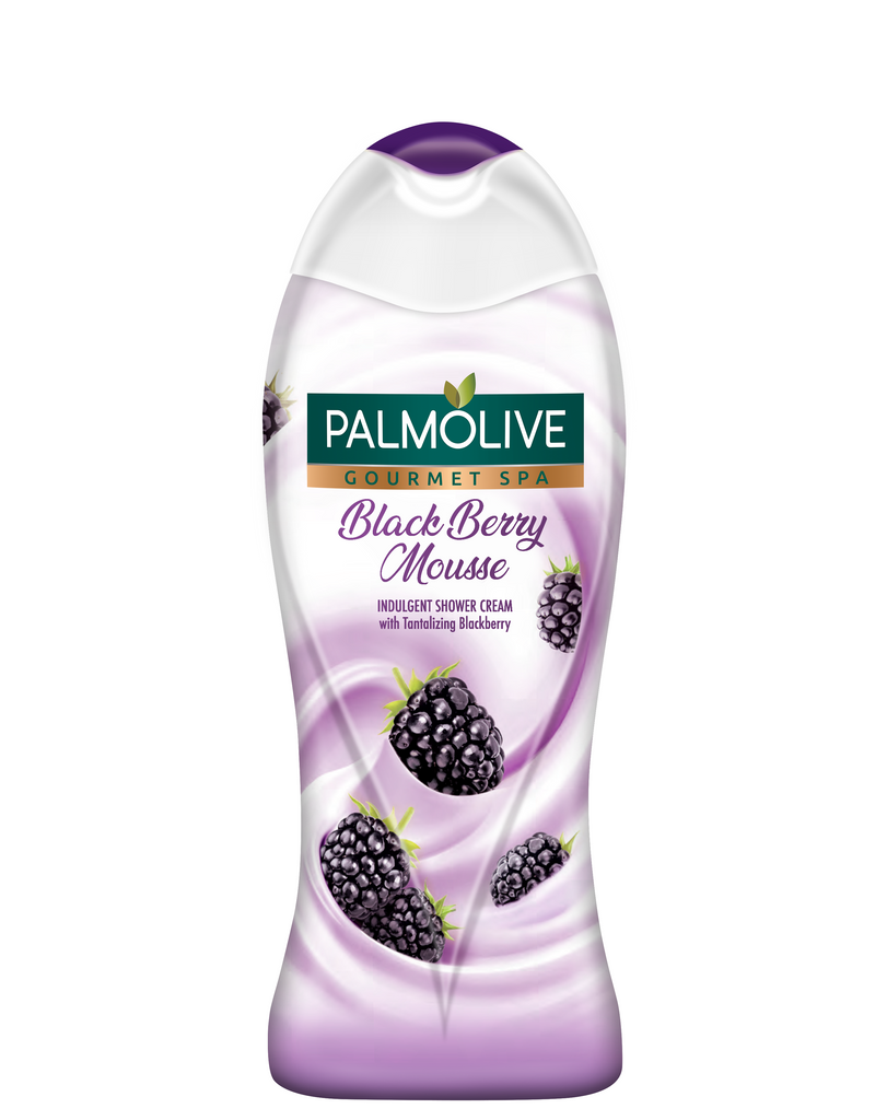 Palmolive Blackberry Mousse Shower Gel