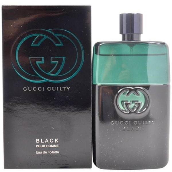 Gucci Guilty Black Eau De Toillette For Men