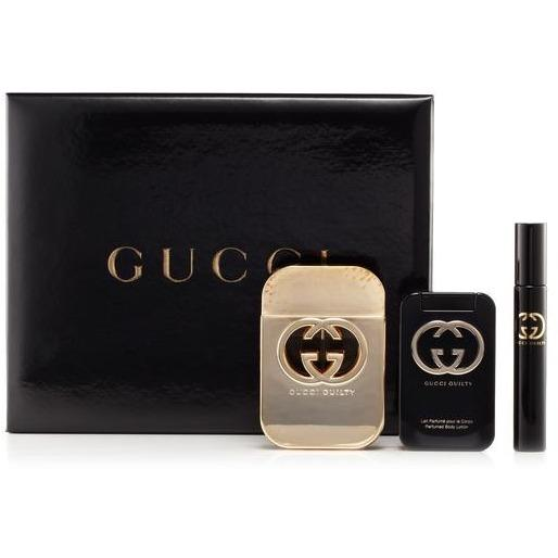 Gucci Guilty EDP Gift Set For Women