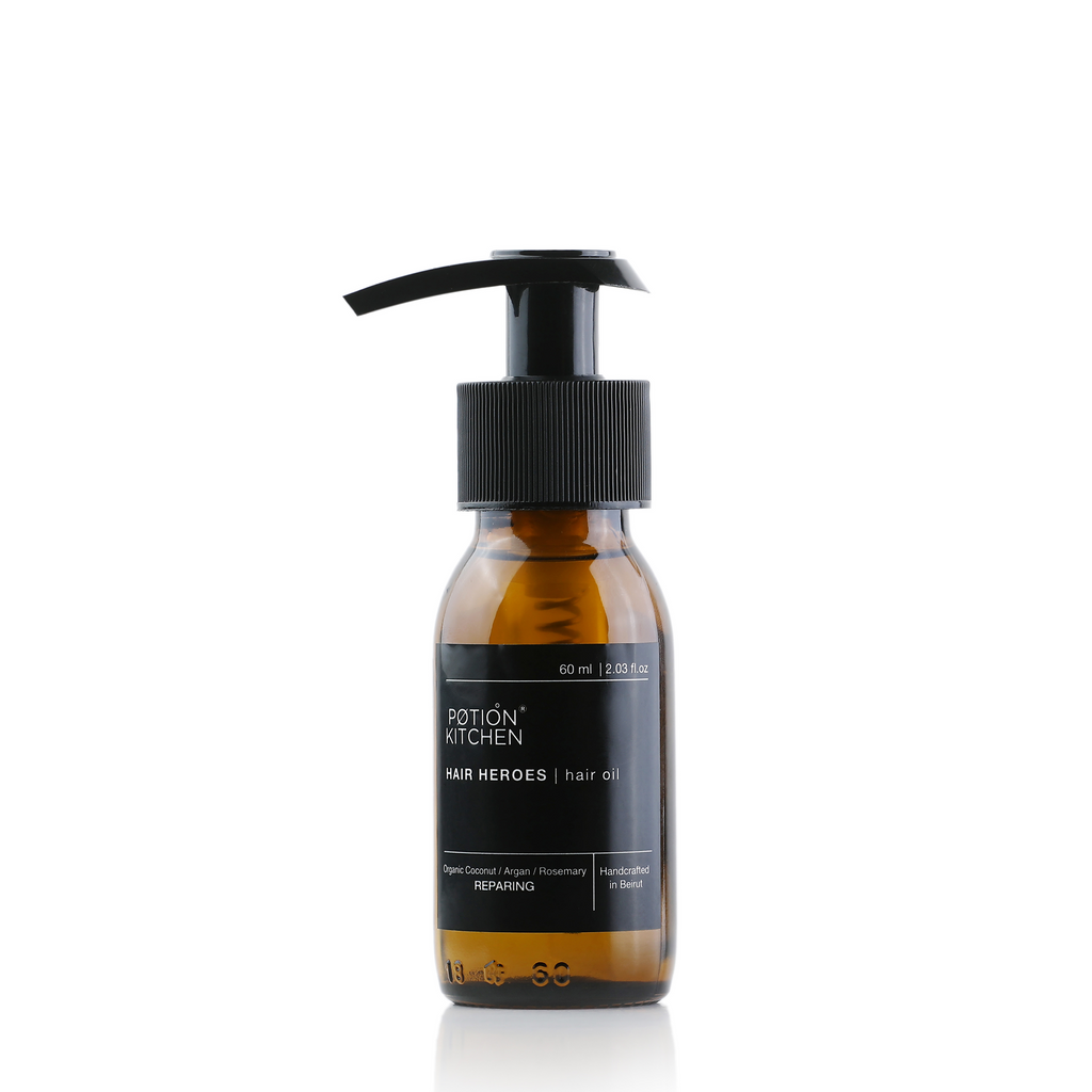 Potion Kitchen Hair Heroes Hair Treatment Oil