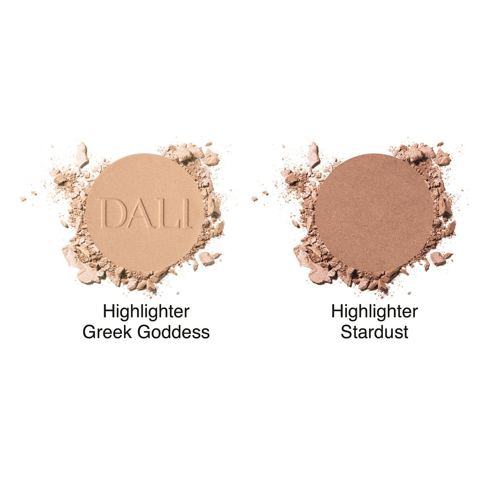 Dali Cosmetics Highlighter - Summer 2018 Collection