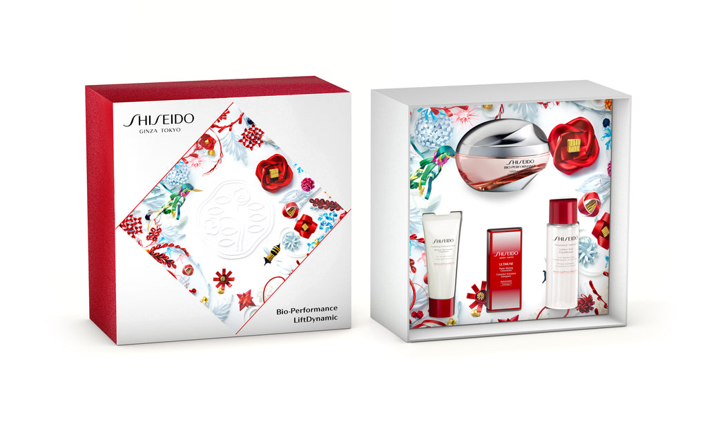 Shiseido Bio Performance Lift Dynamic Gift Set
