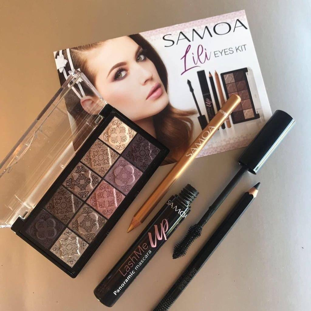 Samoa Lili Kit - Eyes Gift Set