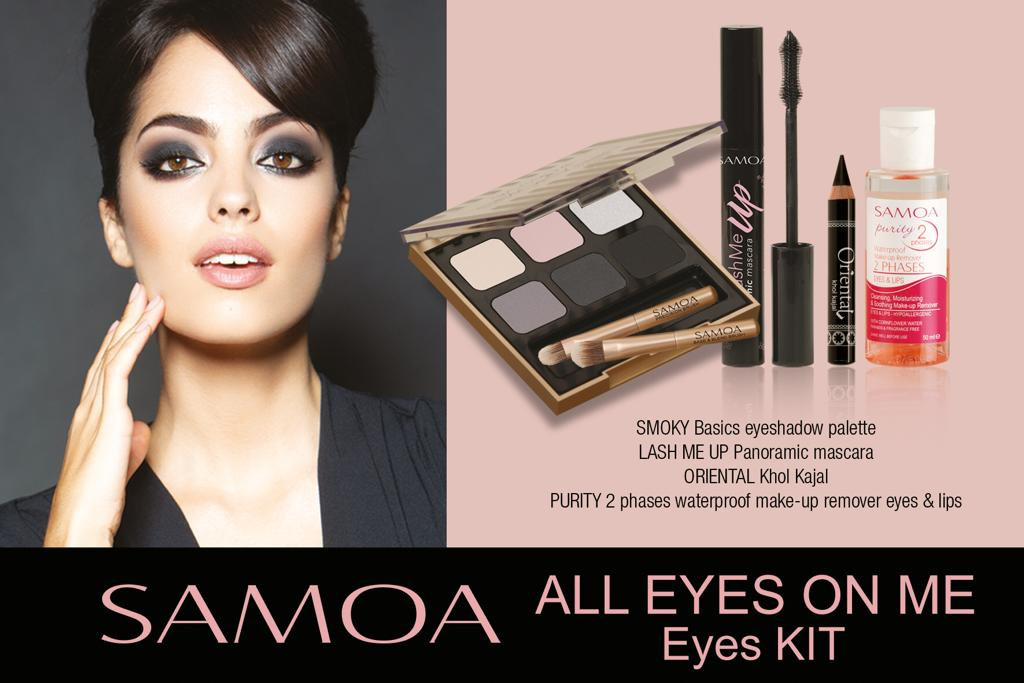 Samoa All Eyes On Me - Eye Kit