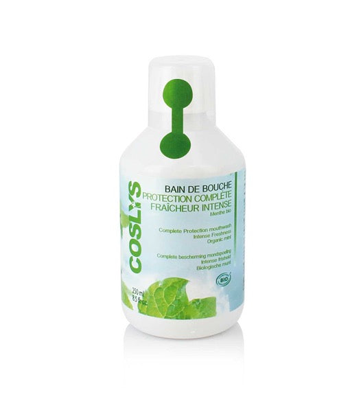 Coslys Mouthwash Complete Protection Intense Mint Freshness