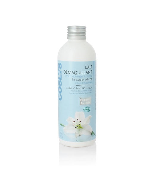 Coslys Organic Facial Cleanser Milk