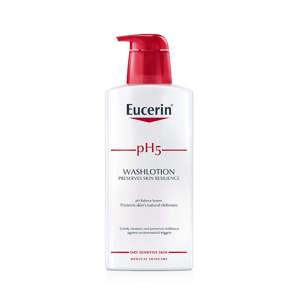 Eucerin pH5 Sensitive Skin Wash Lotion