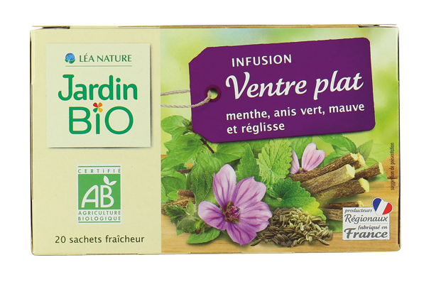 Jardin Bio Flat Belly Infusion
