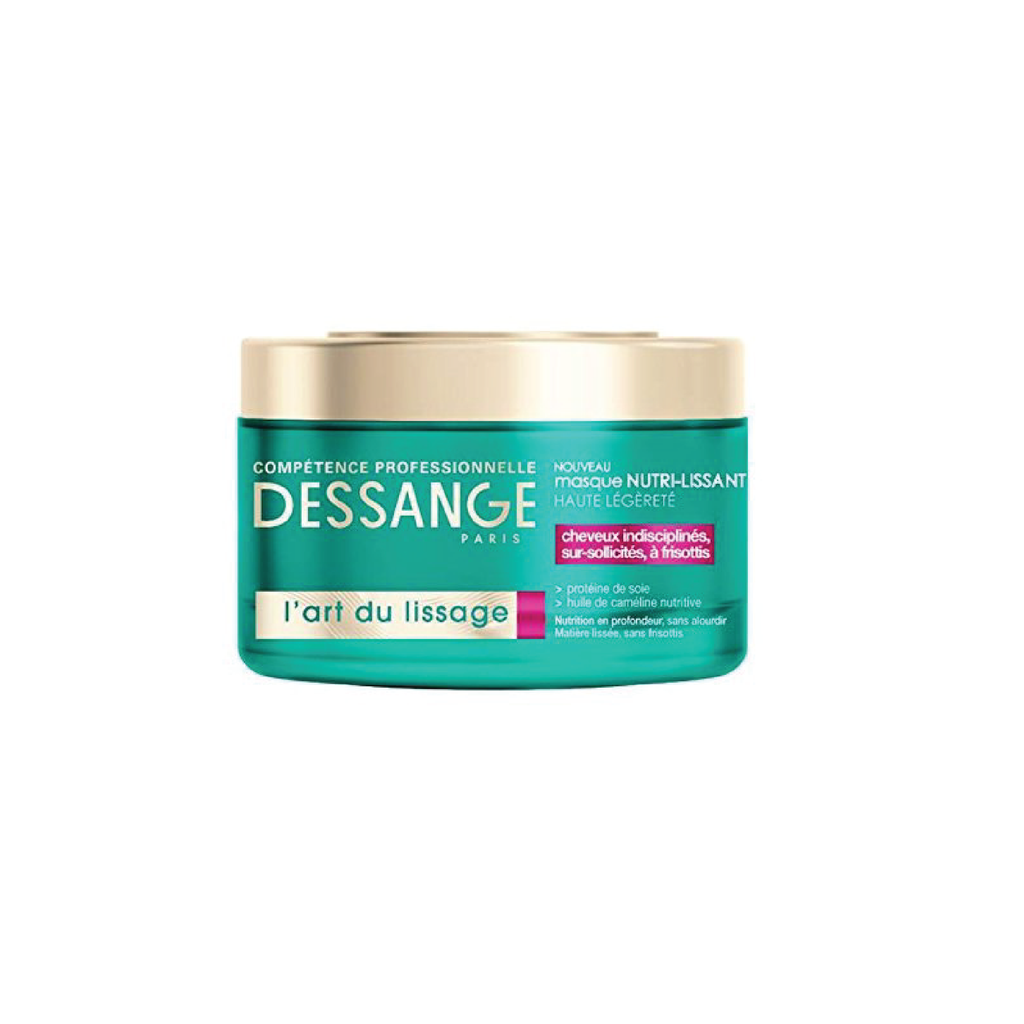 Jacques Dessange Frizz-Smoothing Hair Mask