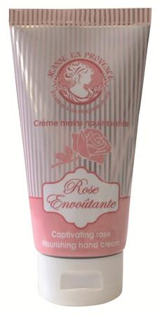 Jeanne en Provence Hand Cream Captiv Rose 75ml