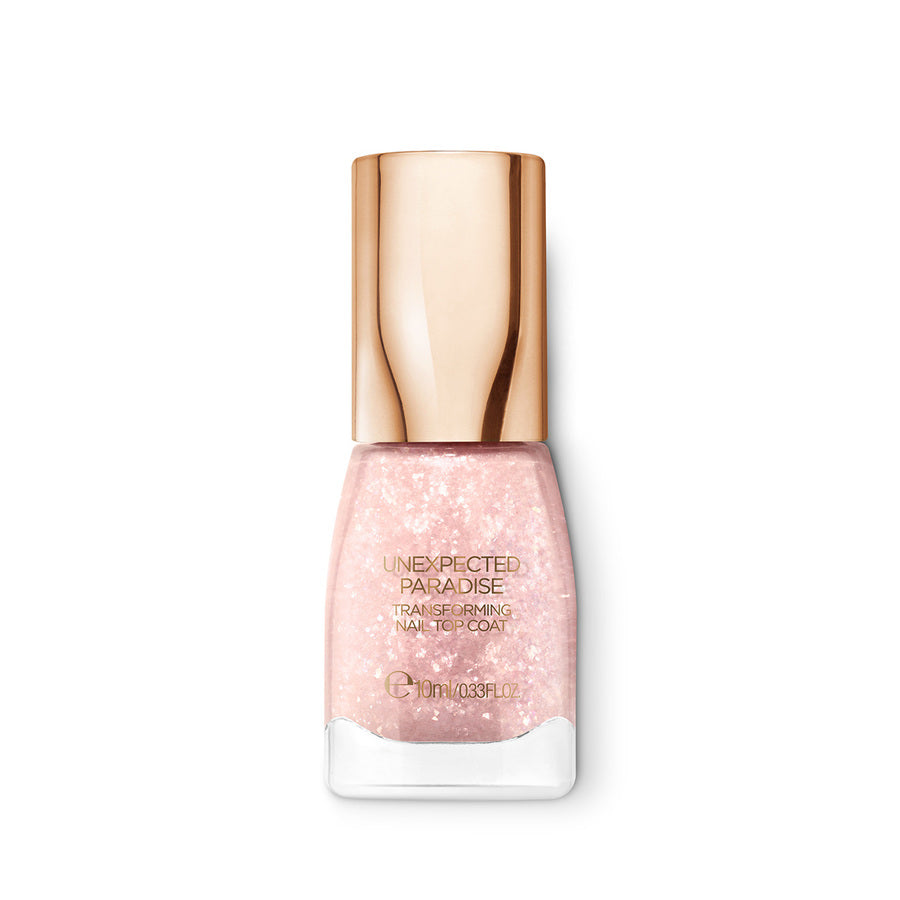 Kiko Milano Unexpected Paradise Collection Transforming Nail Top Coat