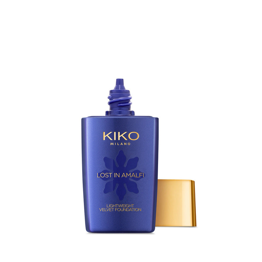 Kiko Milano Lost in Amalfi LightWeight Velvet Foundation