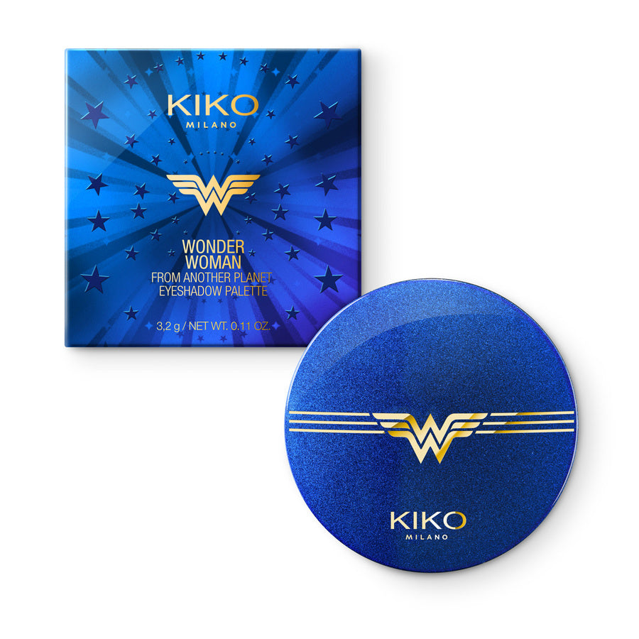 Kiko Milano Wonder Woman From Another Planet Lasting Palette