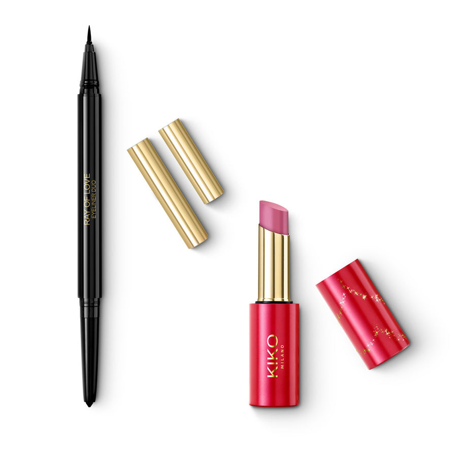 Kiko Milano Ray Of Love Perfect Look Kit