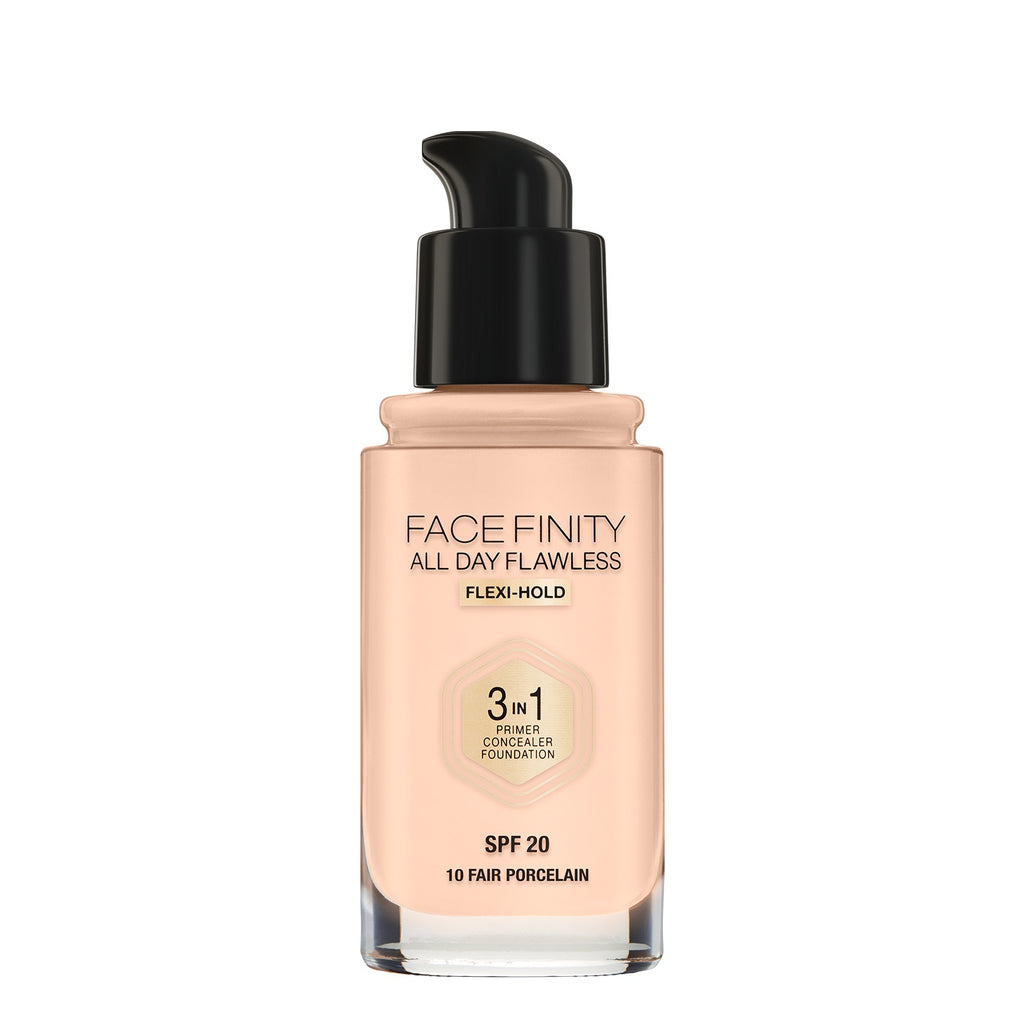 Max Factor New Facefinity 3-in-1 All Day Flawless Foundation