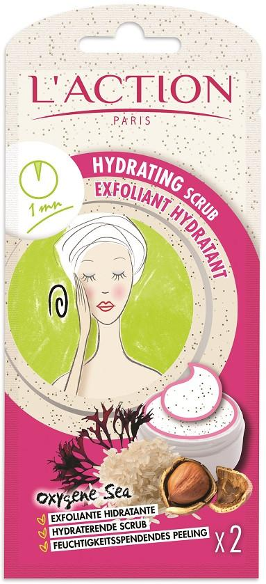 L'Action Paris Hydrating Scrub - 2 Uses