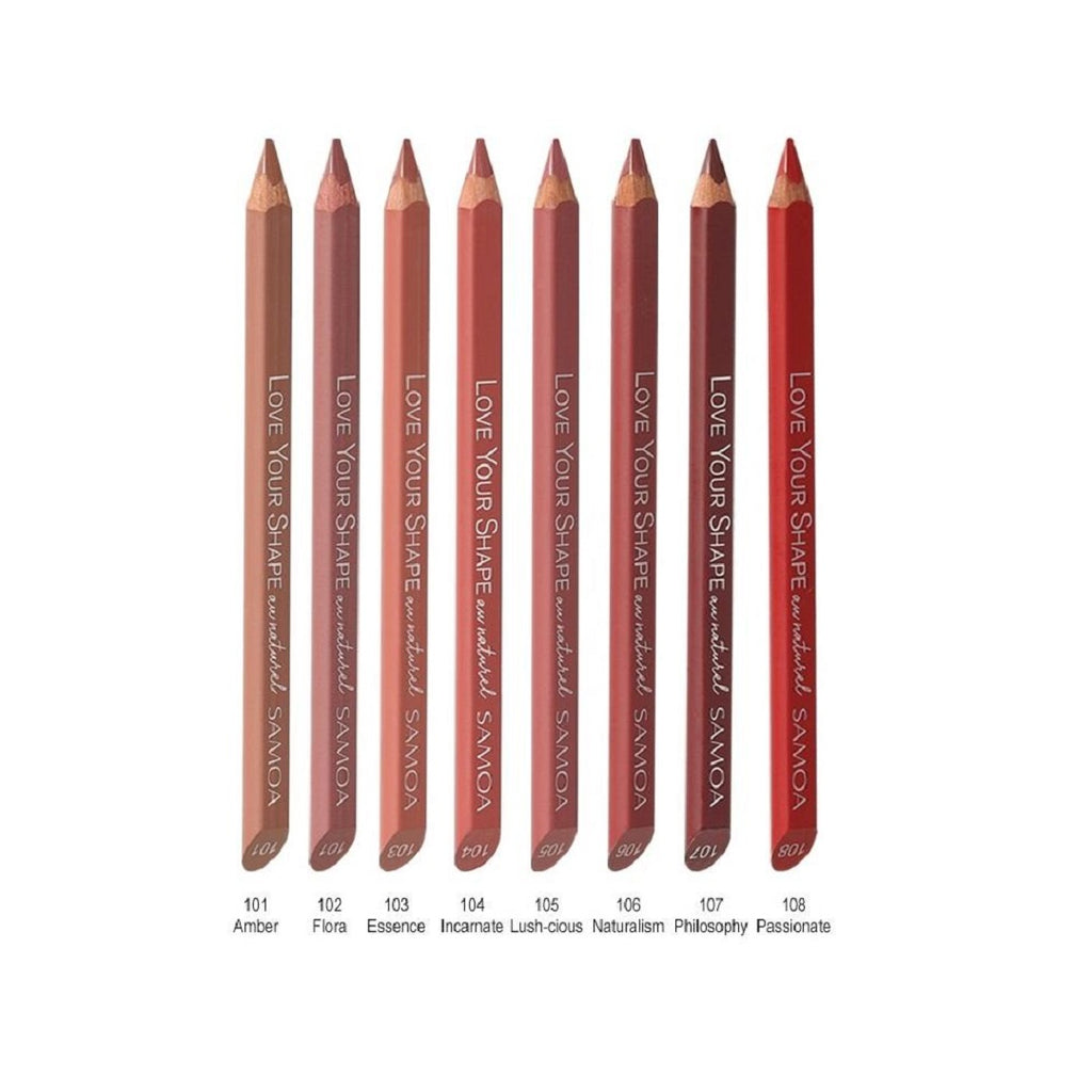 Samoa Love Your Shape Line & Fill au naturel Lip Liner