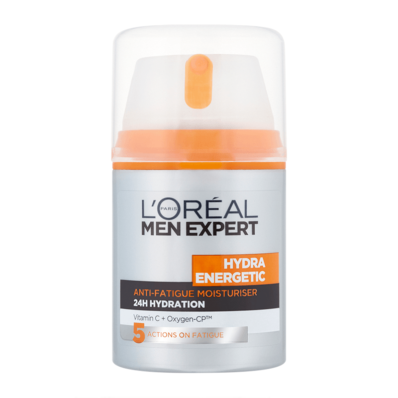 L'Oreal Men Expert Hydra Energetic Daily Anti-Fatigue Moisturizing Lotion 50ml