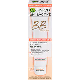 Garnier BB Cream Fairness SPF 12 Universally Flattering