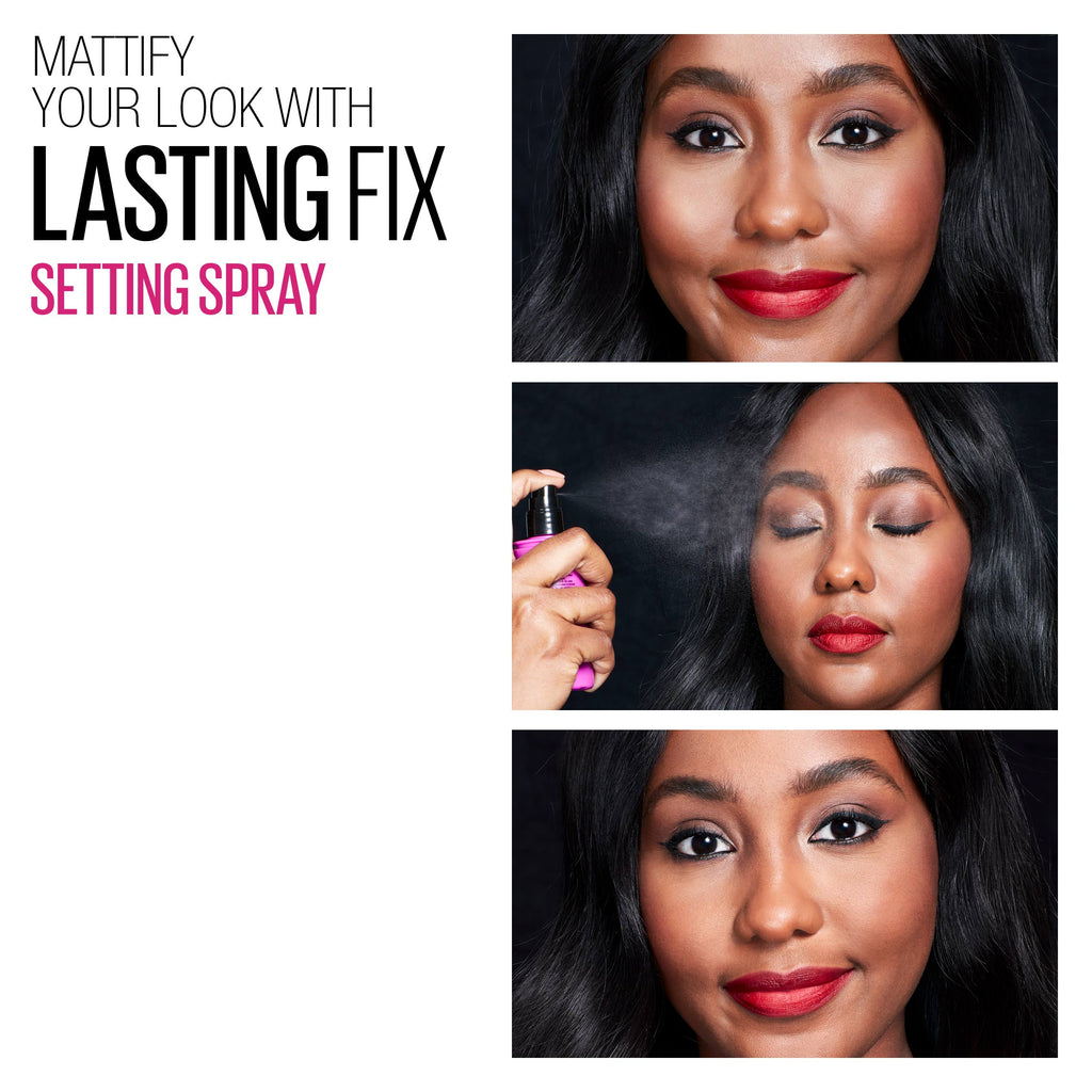 Maybelline Face Studio Lasting Fix Setting Spray