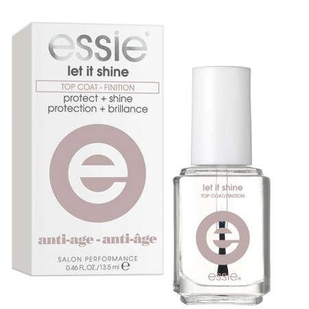 Essie Let it Shine Top Coat Finition - Protect + Shine