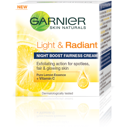 Garnier Light and Radiant Night