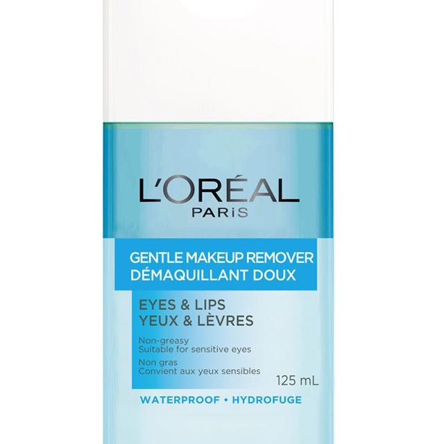 L'Oreal Paris Gentle Eyes & Lips Makeup Remover In- Water
