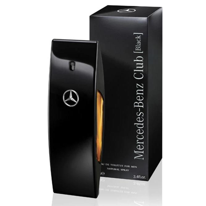 Mercedes-Benz Club Black Eau de Toilette