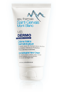 Saint-Gervais Mont Blanc Dermatological Hand Cream Tube 75ml